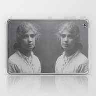 Laptop & iPad Skin featuring The Edwardians I by The Accelerator