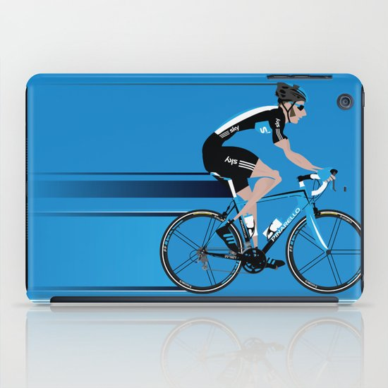 Bradley Wiggins Team Sky iPad Case