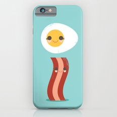 Bacon and Egg Buds Slim Case iPhone 6s
