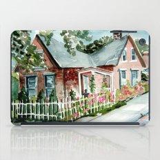 German Village House in Columbus, Ohio iPad Case
