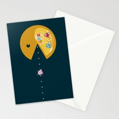Indoor Games Stationery Cards