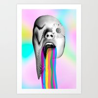 Full Release Art Print