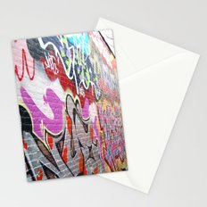 graffiti3 Stationery Cards