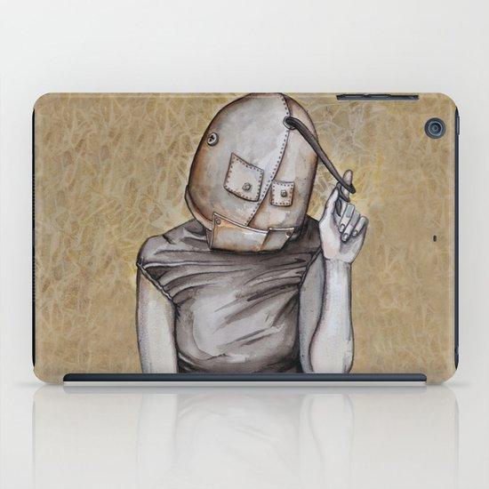 Coy conformity iPad Case