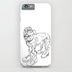 Ode to Doggie Boots iPhone 6 Slim Case