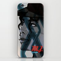 Looking Out Across The N… iPhone & iPod Skin