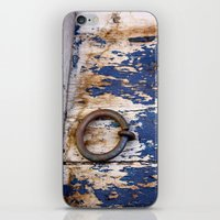 Entrance to an Old World iPhone & iPod Skin