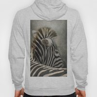 The Striped Mohican Hoody