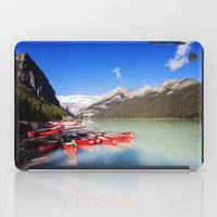 Lake Louise In Alberta, … iPad Case