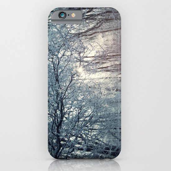 Winter (2) iPhone & iPod Case