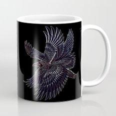 Moonlight Raven Mug