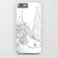 Whispering Rose iPhone 6 Slim Case
