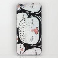 Underwater Nation iPhone & iPod Skin