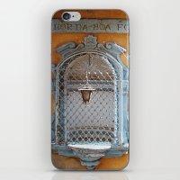 Porto Window iPhone & iPod Skin