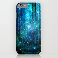 iPhone Cases featuring magical path by haroulita