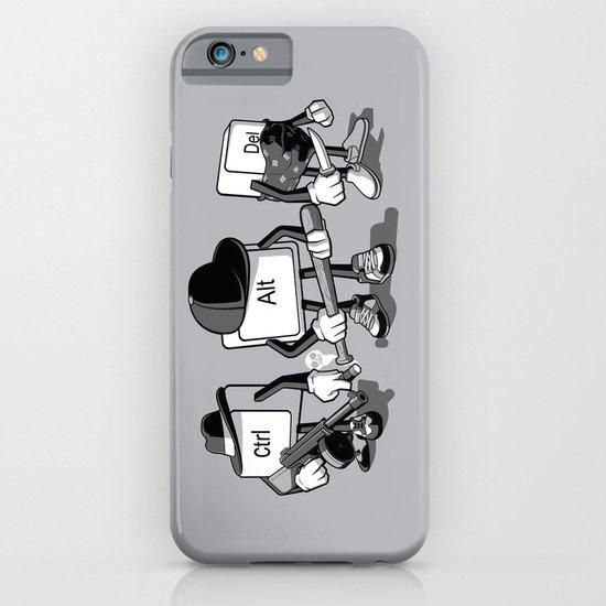 Computer Mafia iPhone & iPod Case