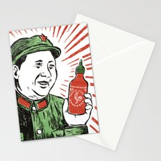 Mao Sauce Stationery Cards