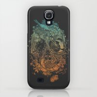 Galaxy S4 Cases featuring Bound by Norman Duenas