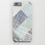 New York Blocks. iPhone 6 Slim Case