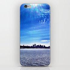 Seattle Lake Landscape iPhone & iPod Skin