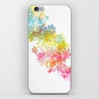 satori iPhone & iPod Skin