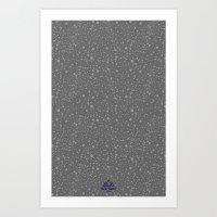 Trail Status / Stone Gre… Art Print