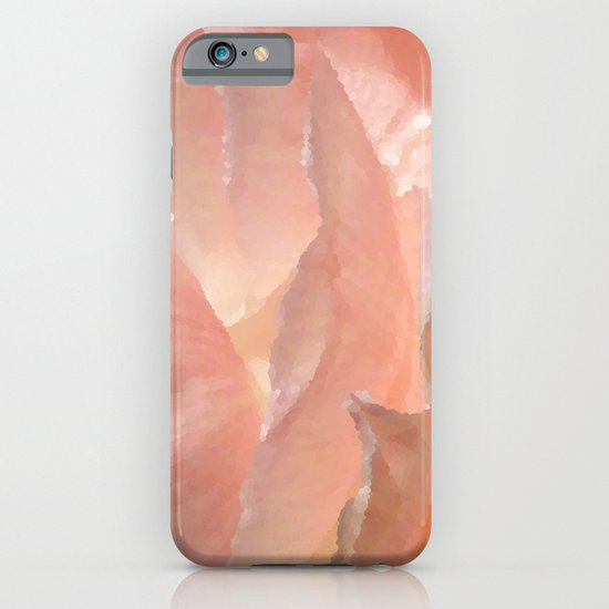 Inner Pink Light - Peonies iPhone & iPod Case