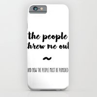 The people iPhone 6 Slim Case