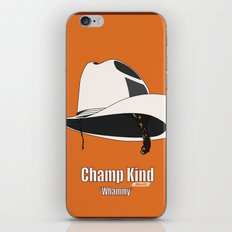 Champ Kind: Sports iPhone & iPod Skin