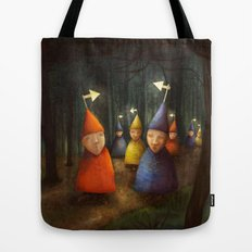 The Lost Brigade Tote Bag