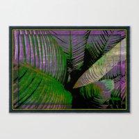 Jungle Beats Canvas Print