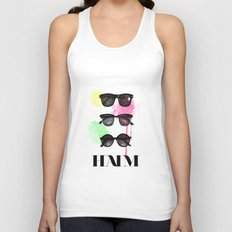 Haim (colour Version) Unisex Tank Top
