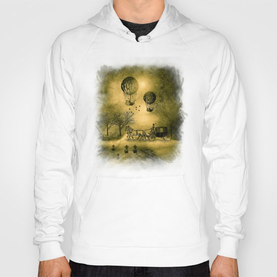 Chapter I (colour option) Hoody