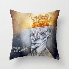 The producer Throw Pillow