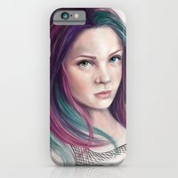 iPhone & iPod Case featuring Delirium by Laura MSS