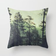 The Wind Was The Only So… Throw Pillow