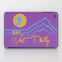 Ski West Philly iPad Case