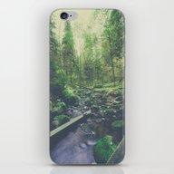 Mountain Of Solitude iPhone & iPod Skin