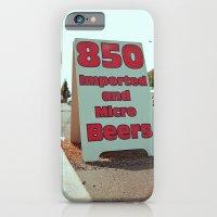 850 beers iPhone 6 Slim Case