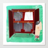 BNP - I have a Dream Canvas Print