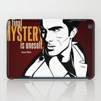 The Final Mystery iPad Case