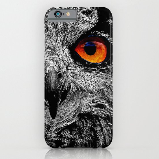 YOU'RE THE ORANGE OF MY EYES iPhone & iPod Case