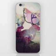 iPhone & iPod Skin featuring The Spirit VI by Laure.B