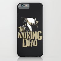 iPhone & iPod Case featuring The Walking Dead by justjeff