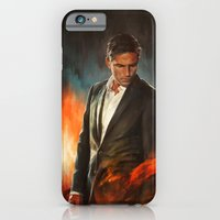 He Who Fights Monsters iPhone 6 Slim Case