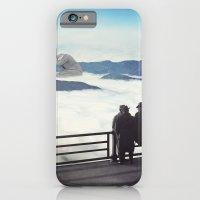 Sleeping iPhone 6 Slim Case