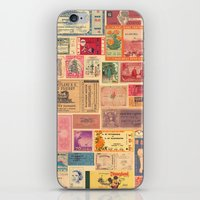 Places, Elsewhere iPhone & iPod Skin
