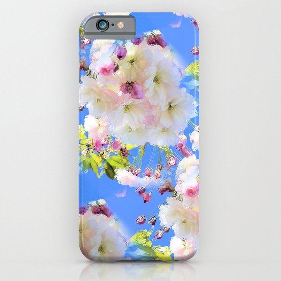 Cherry Blossom Girl iPhone & iPod Case