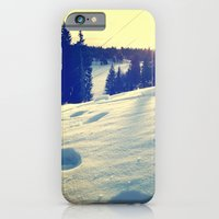 iPhone & iPod Case featuring Frognerseteren by Msimioni