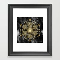 Fleuron Composition No. … Framed Art Print